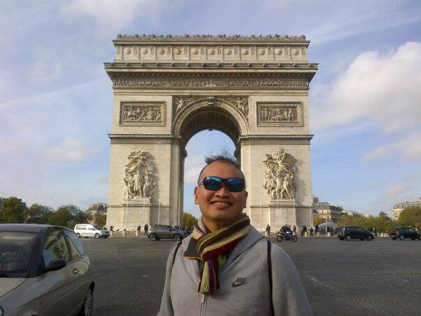 Limpeh's personal guide to Paris part 2: West Paris - Alvinology