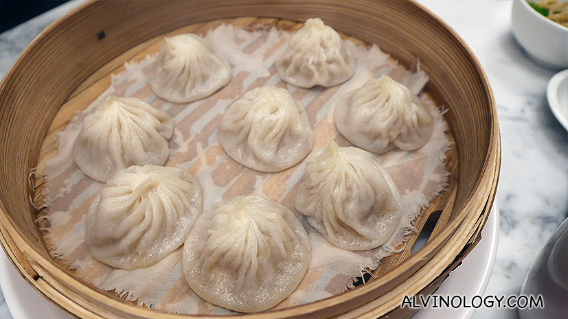 Jing Hua Restaurant (京华小吃) – Singapore-brand Xiao Long Bao speciality restaurant with a 25 years history