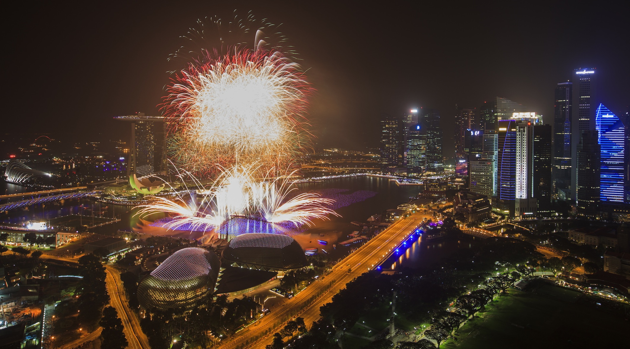 Reasons To Countdown at Marina Bay Singapore 2015