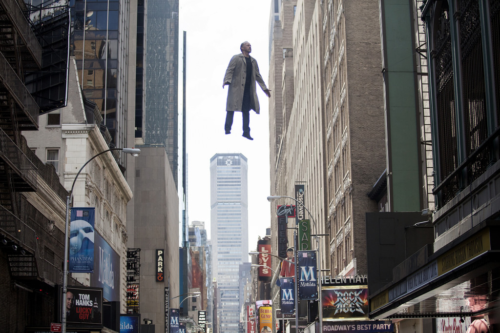 [Movie Review] Birdman or (The Unexpected Virtue of Ignorance) - Alvinology