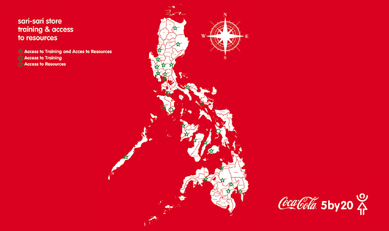 5by20: How Coca-Cola Empowered Filipino Female Micro-Entrepreneurs
