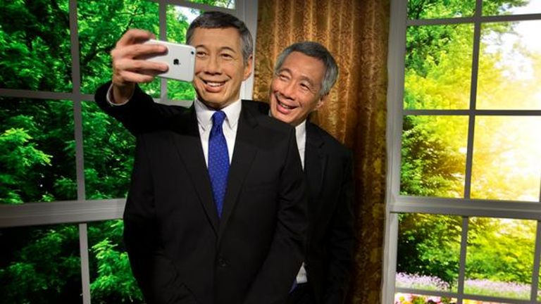 Singapore Prime Minister Lee Hsien Loong on Social Media in Plain Speak