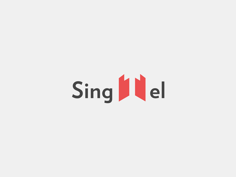 Local designers redesign Singtel logo in 30 minutes - The Result - Alvinology
