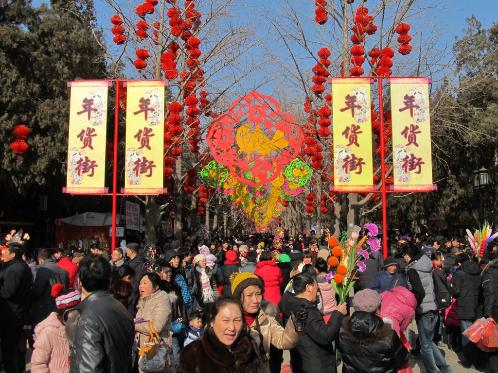 Celebrating Lunar New Year in China - Alvinology