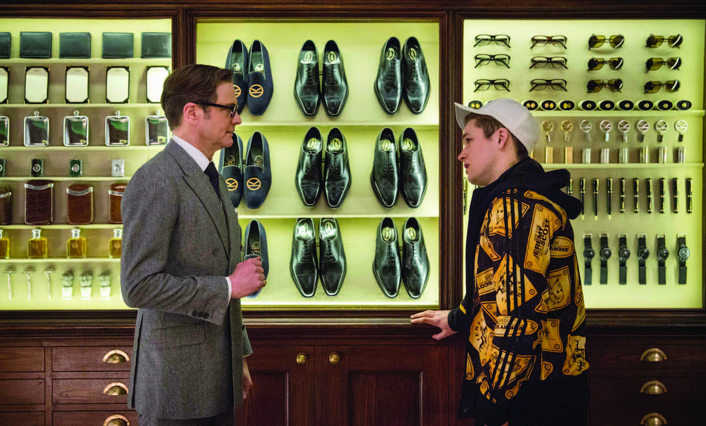Movie Review - Kingsman: The Secret Service - Alvinology
