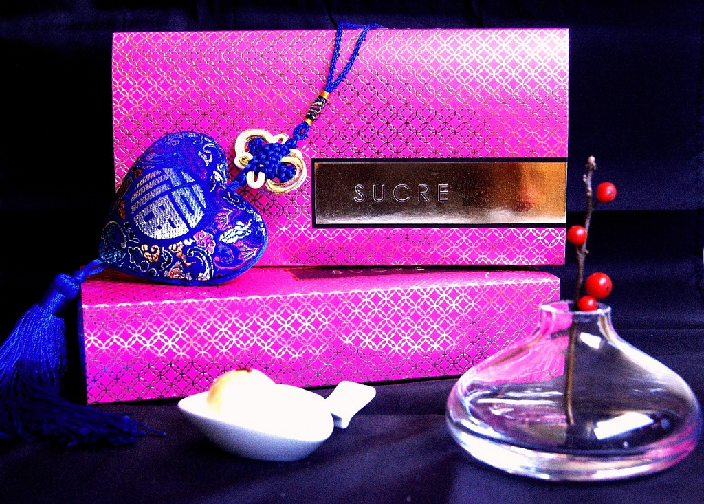 Sucre's 8 HAPPINESS (八喜) pineapple truffles to usher in lunar new year