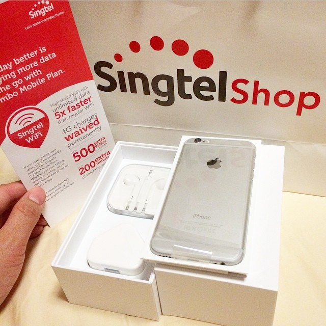 [Giveaway] Singtel introduces Asia's first WiFi-integrated mobile plans - Alvinology