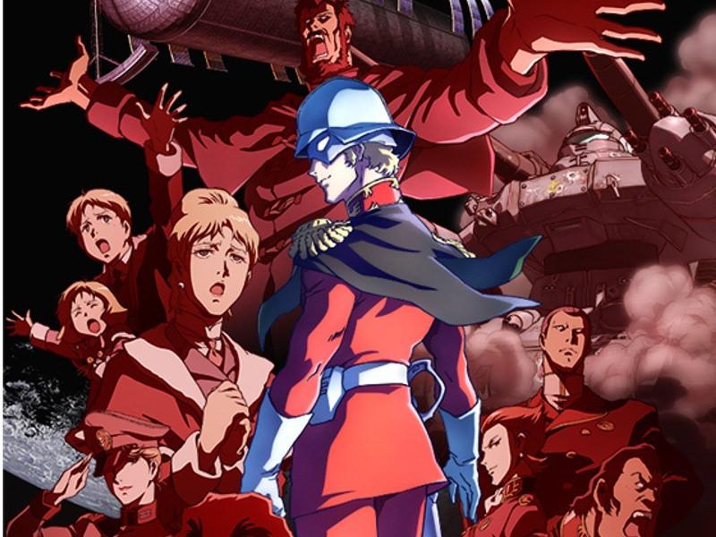 [Movie Tickets Giveaway] Mobile Suit Gundam Origins 1: Blue-Eyed Casval - Alvinology