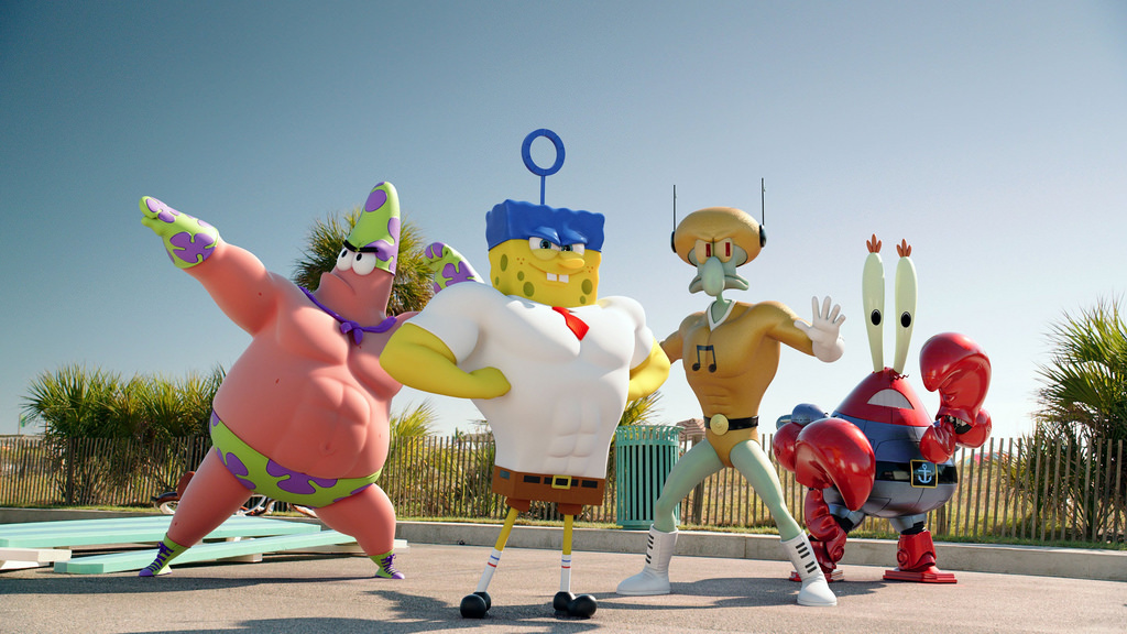 Nickelodeon x The SpongeBob Movie: Sponge Out of Water