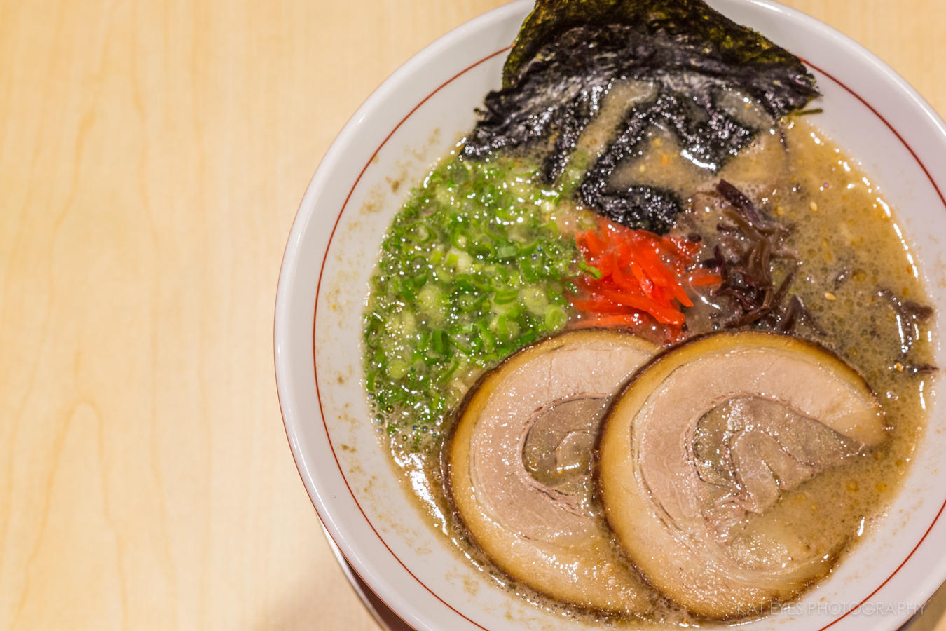 Food Review: Takumen Ramen