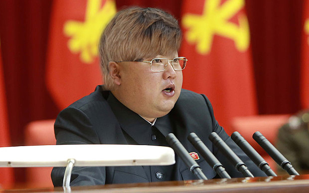 Five New Hairstyle Suggestions for Kim Jong-un