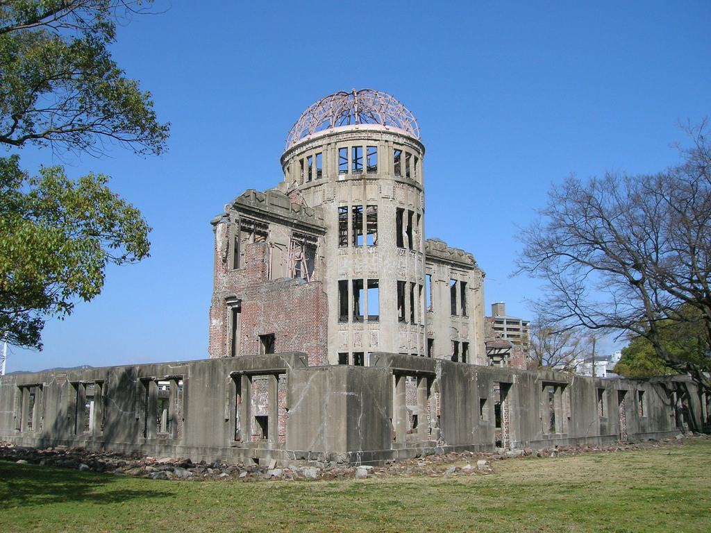 Hiroshima – Rising from the ashes - Alvinology