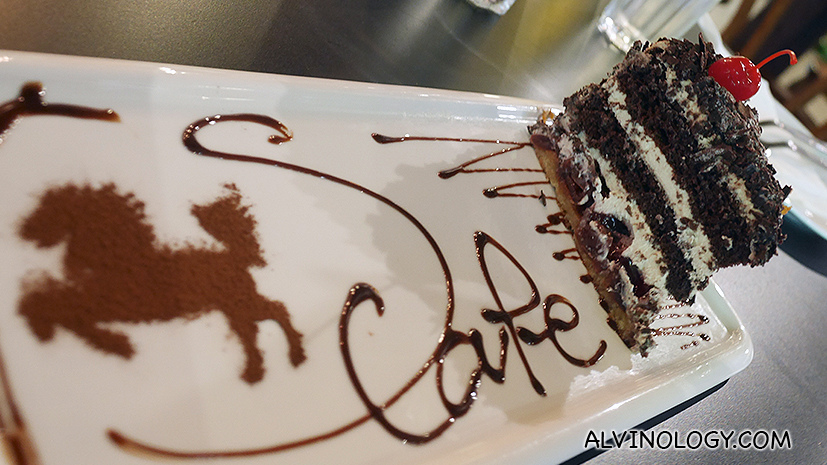[Promo Code Inside] German Delights @ Stuttgart Blackforest Boutique S-Cafe