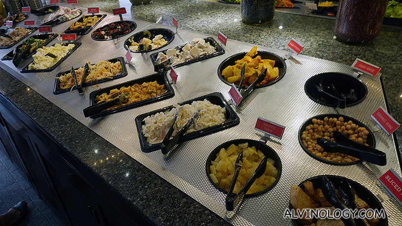 [Promo Code Inside] Best Buffet Deal in Singapore at Seasonal Salad Bar - Alvinology