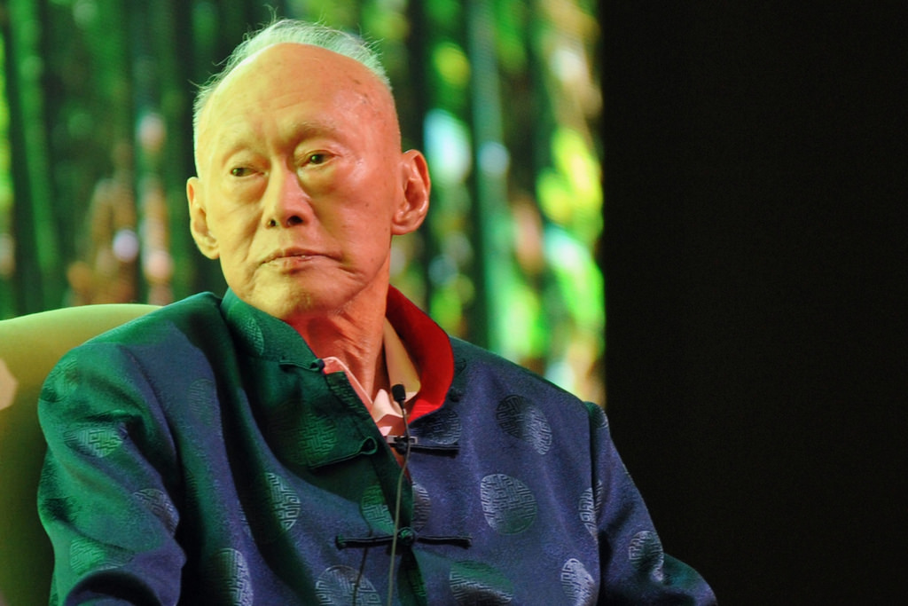 Tribute to Lee Kuan Yew