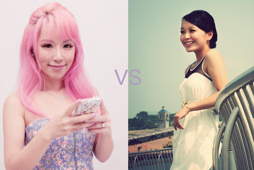 Grace Tan vs Xiaxue?