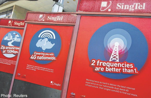 Enjoy Singtel WiFi at popular shopping malls and major transport hubs in Singapore