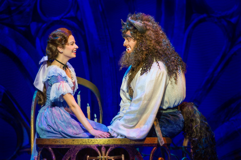 [Review] Disney's Beauty and the Beast Musical at Marina Bay Sands' MasterCard Theatres