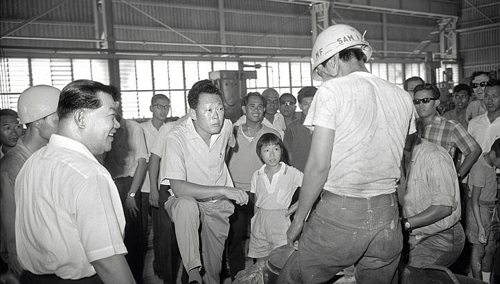 My Lee Kuan Yew Story - Alvinology