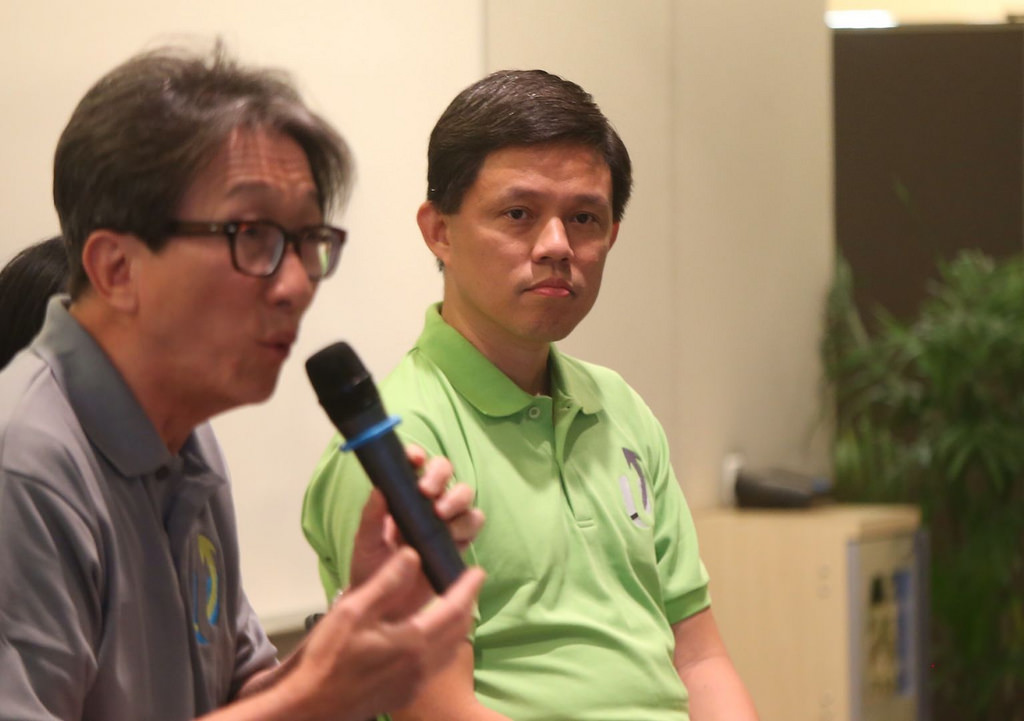 Movement in the Singapore Labour Movement – From Lim Swee Say to Chan Chun Sing