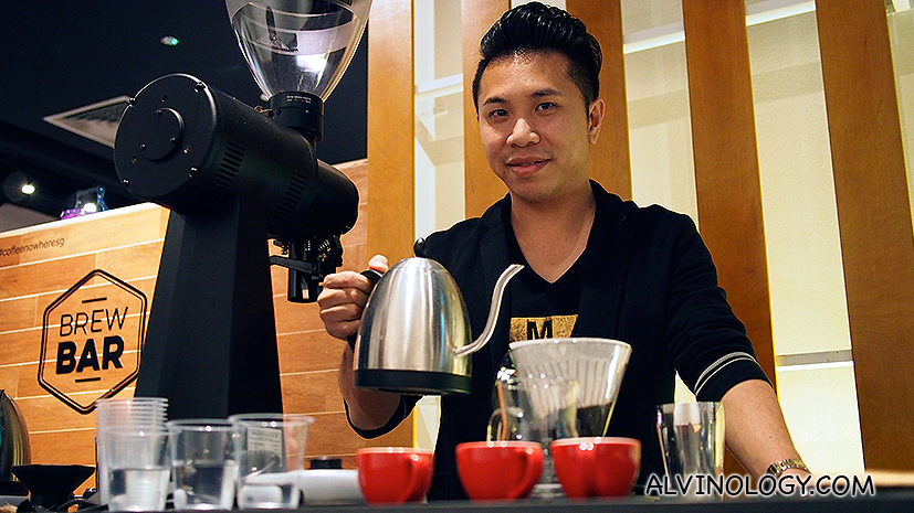 Coffee:Nowhere CEO Welson Ang shares what's in store for franchisees