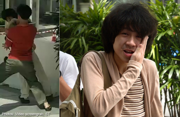 Five Public Figures Slapping (other than Amos Yee)