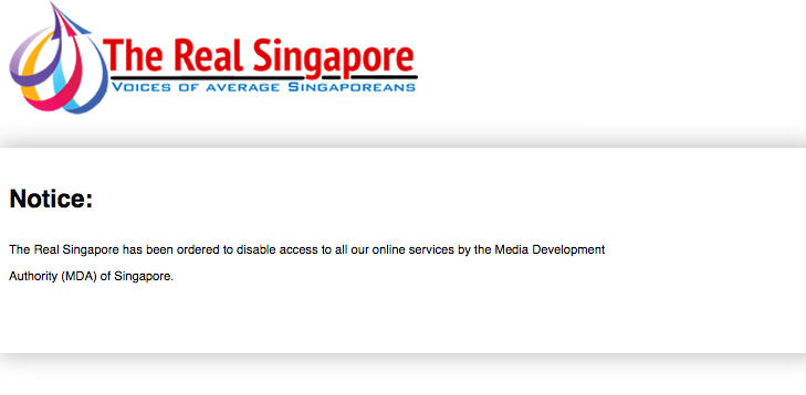 Can't live without 'The Real Singapore'? - Here are 9 other alternative news sites to enjoy - Alvinology