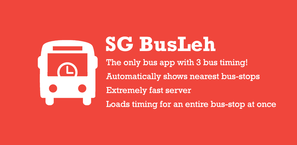 SG BusLeh – A Beautiful Bus App That REALLY Helps You Save Time - Alvinology