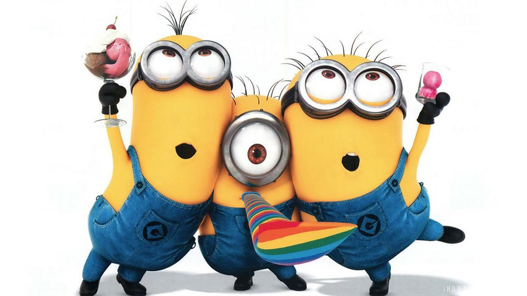 [Movie Review] Minions (3D)