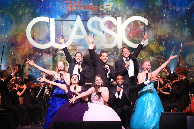 [GIVEAWAY] Experience the Disney Magic with Disney on Classic ~ A Magical Night