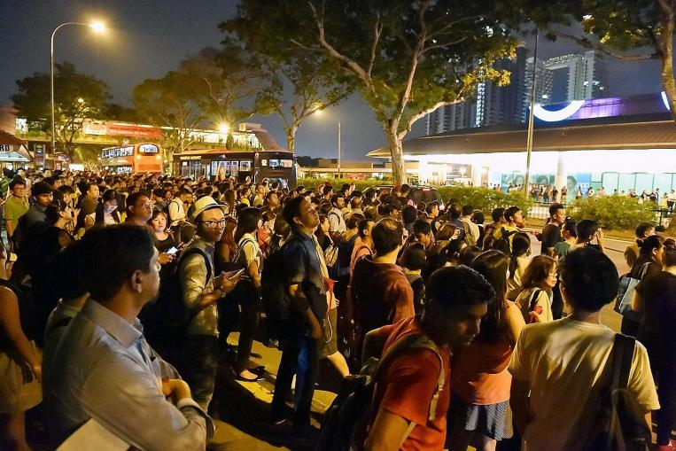 MRT Service Not Fully Resumed: 5 MRT Alternatives Today