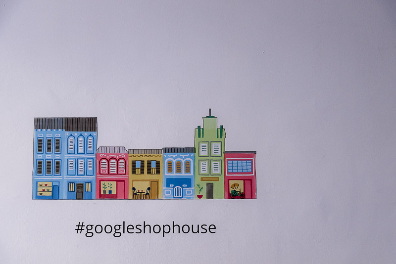 Google Shophouse marries technology with the SG50 flavour