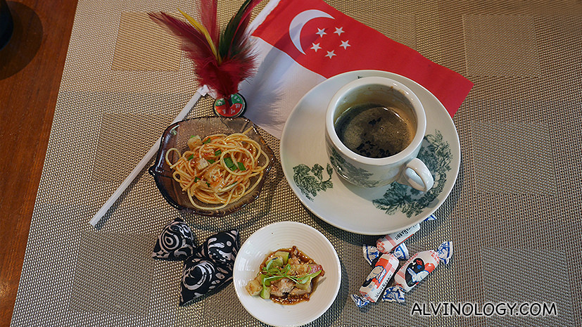 Looking for a good SG50 buffet? – Try Capella Singapore's National Day Brunch
