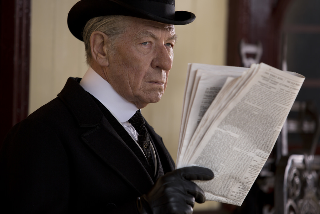 [Movie Review] Mr. Holmes (2015)