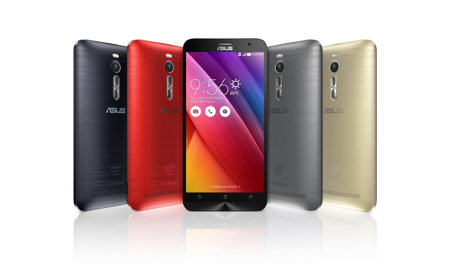 [REVIEW+GIVEAWAY] Asus Zenfone 2