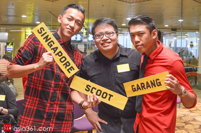 Scoot celebrates SG50 with an Air Party