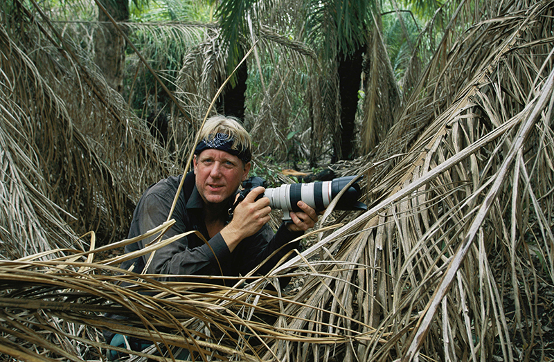 In Conversation with National Geographic Photographer Steve Winter - Alvinology