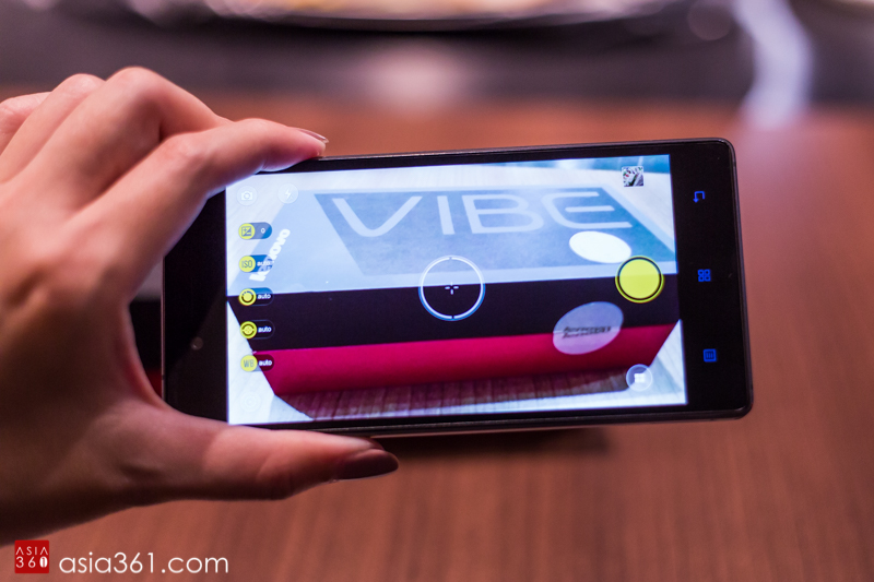 Lenovo VIBE Shot: Smartphone for the Budding Shutterbug