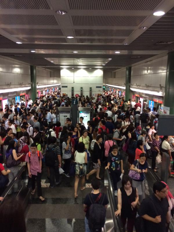 GE2015: How train breakdowns can swing the election