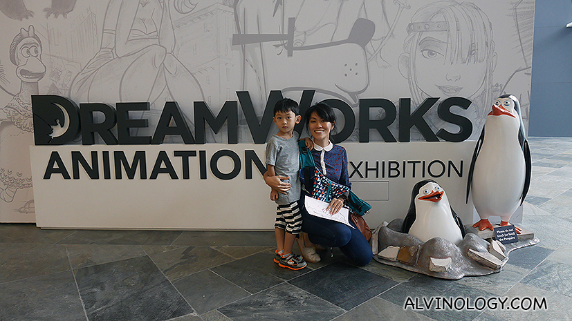 Experience the world of DreamWorks Animation at ArtScience Museum