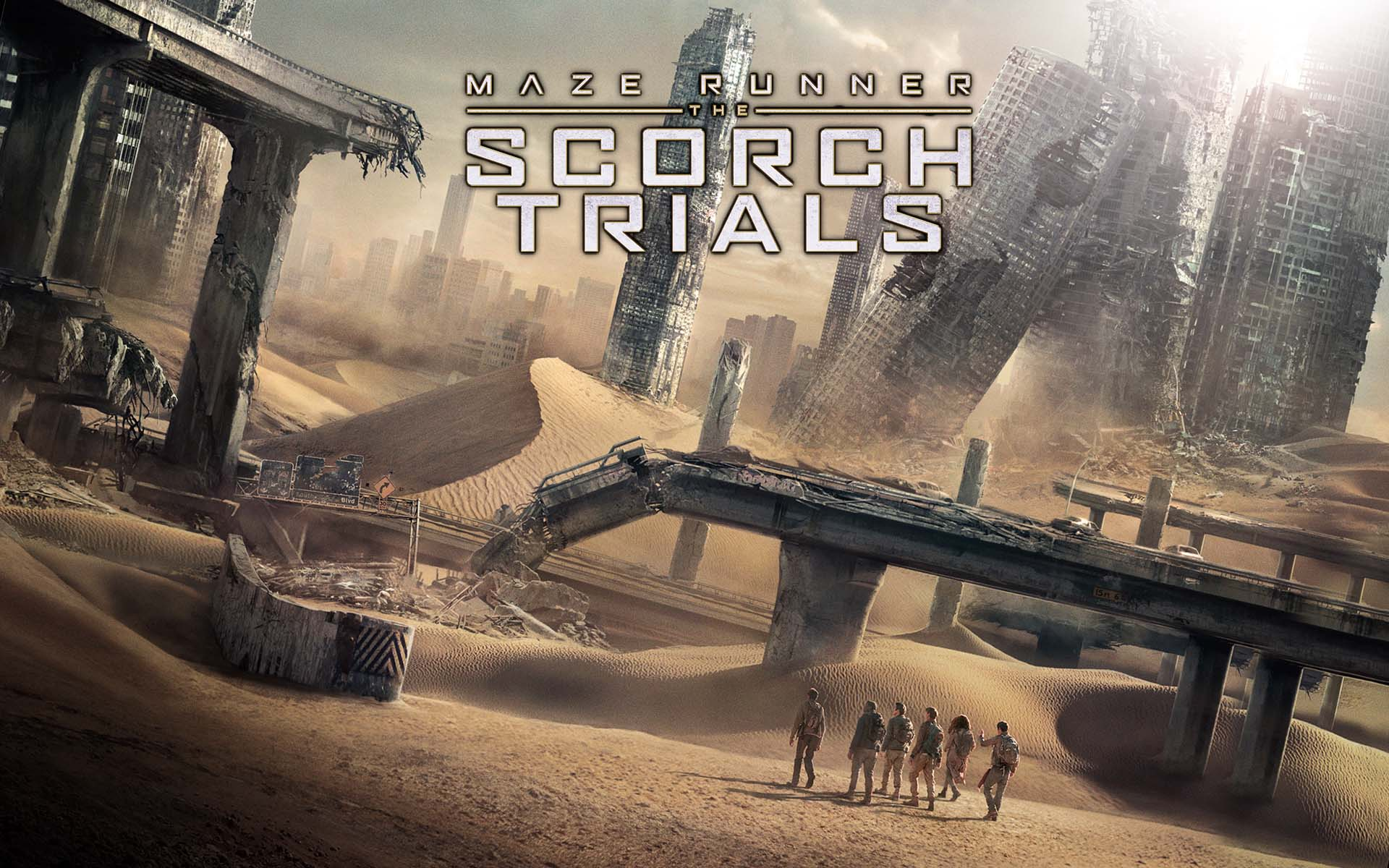 [Movie Review]: Maze Runner: The Scorch Trials