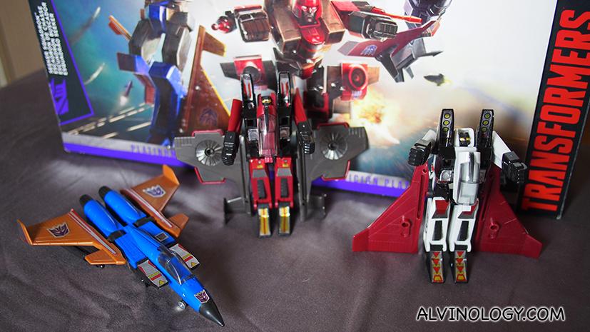 Hasbro Transformers Platinum Edition