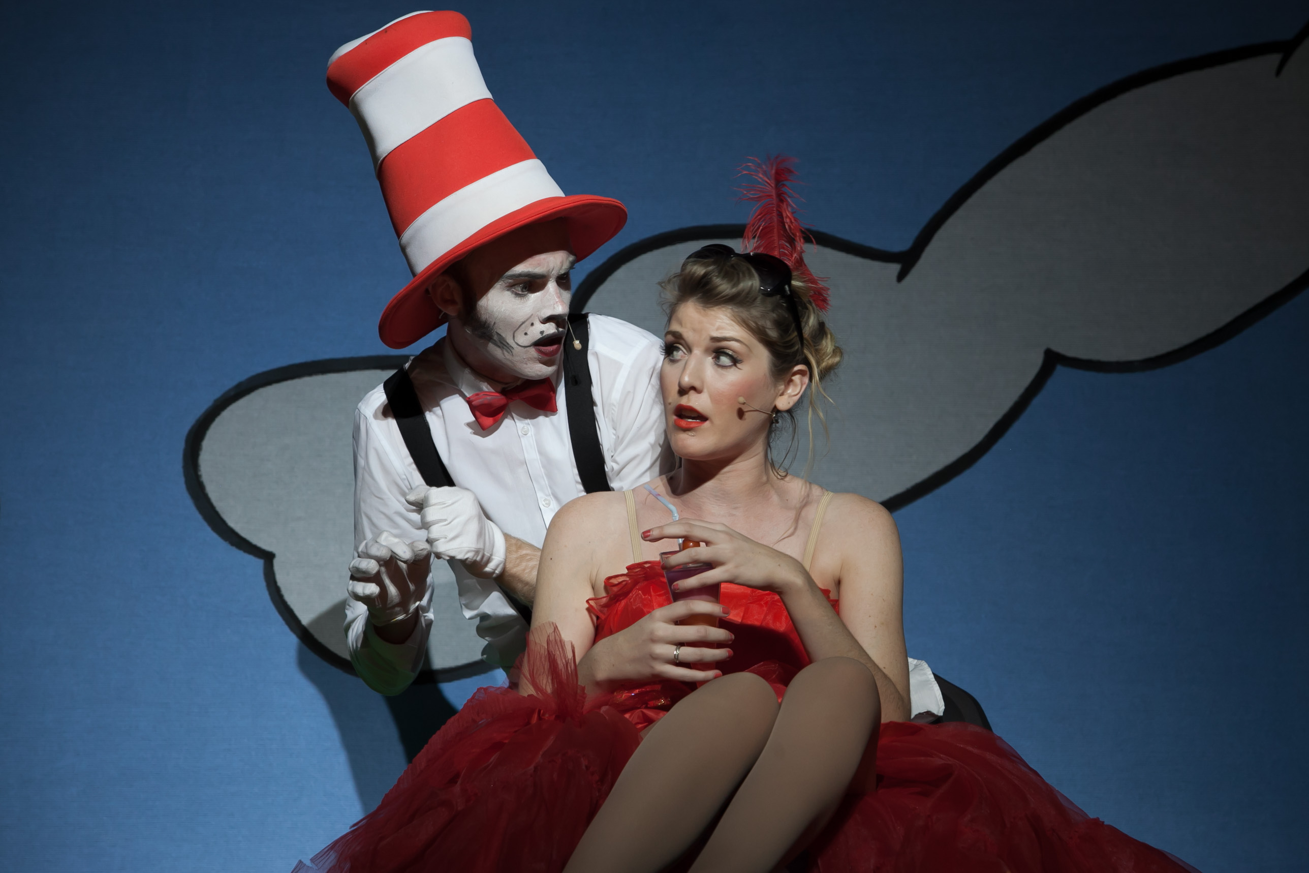 [Giveaway] The world of Dr. Seuss comes alive at Seussical the Musical!