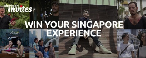 [Sponsored Video] Singapore Invites – Win a Trip to Singapore for Someone!