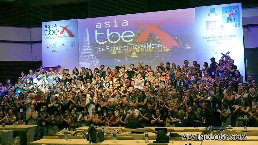 Thailand hosts first Travel Blog Exchange (TBEX) in Asia - Alvinology