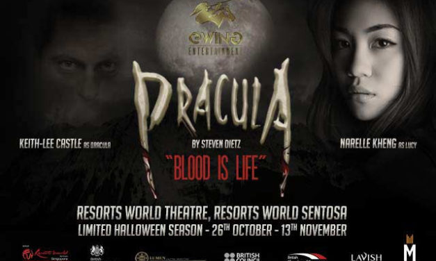 Dracula: Blood is Life at RWS