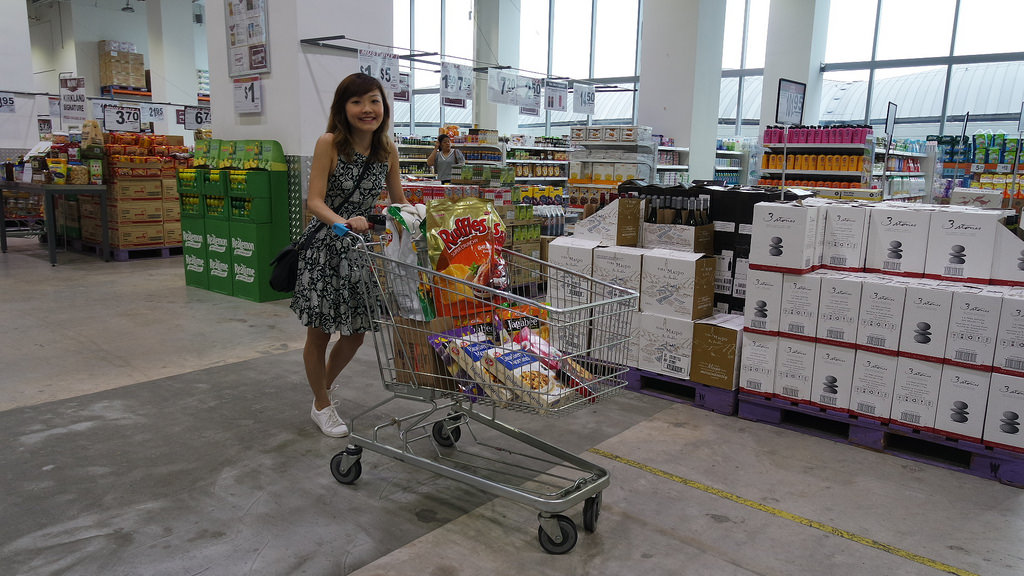 This 80,000 sqft Costco-style warehouse in Singapore sells all your grocery needs at the cheapest prices