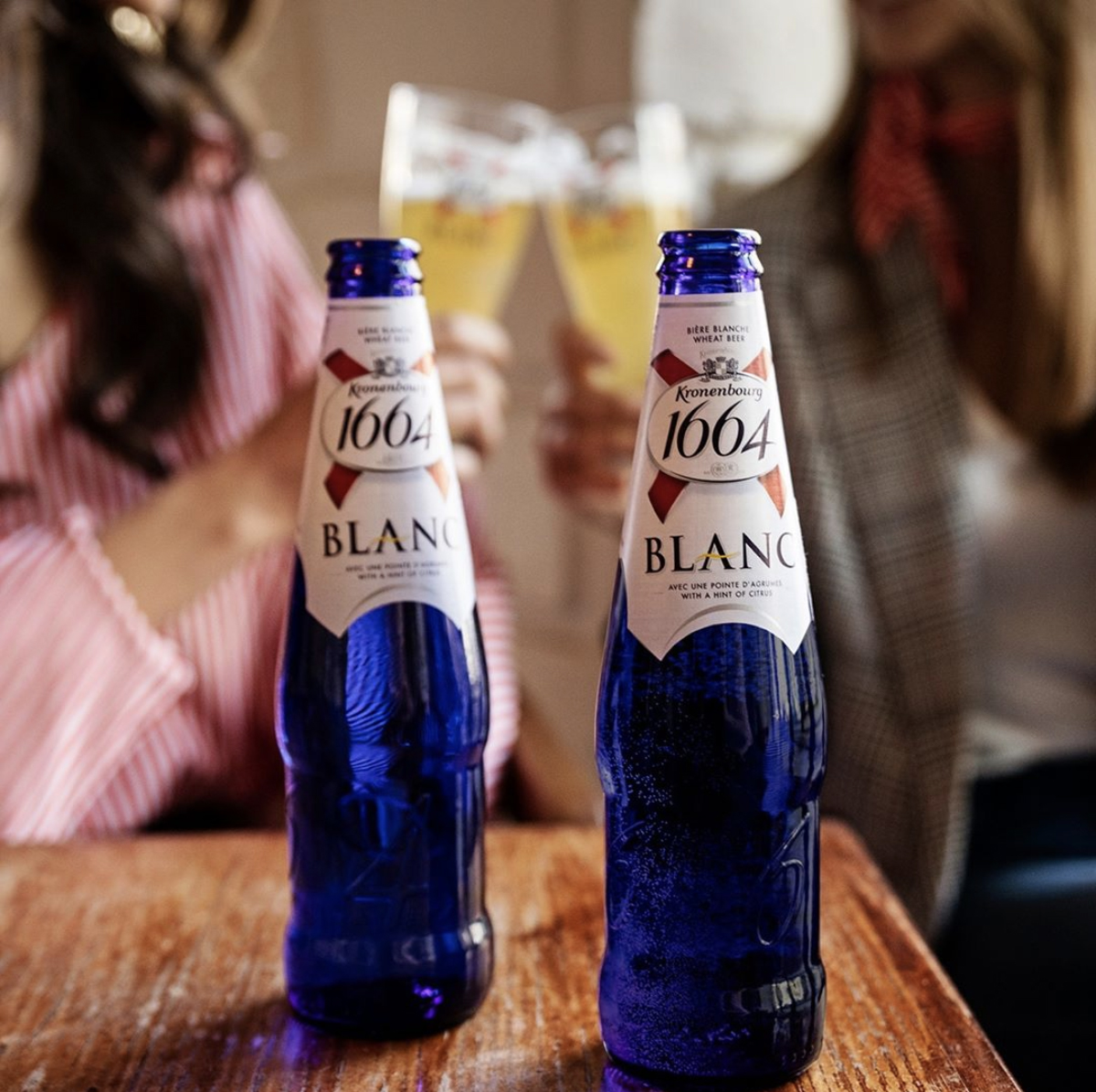 Purchase two packs of 1664 Blanc and two 1664 Blanc pints to win a luxurious 1664 private yacht experience - Alvinology