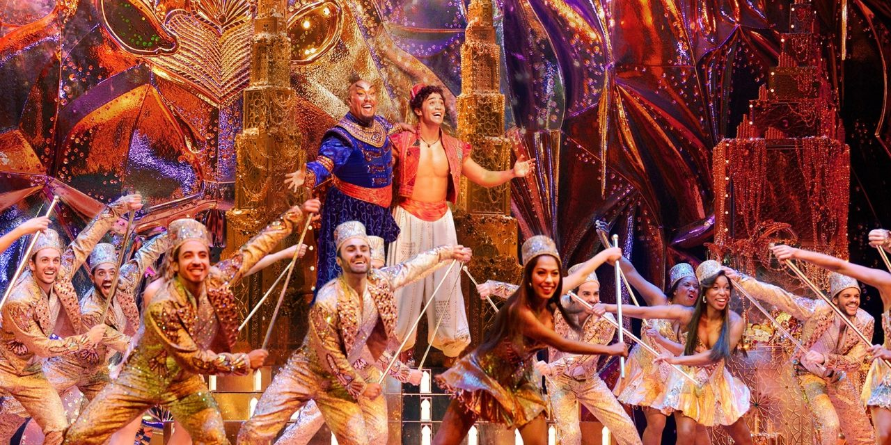 Aladdin Musical Shines and Dazzles on Stage, Literally and Metaphorically