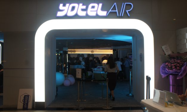 Why Jewel Changi Airport's YOTELAIR is perfect for both tourists and locals